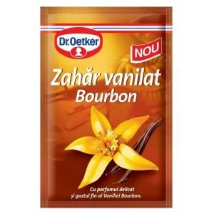 Poza 1 Zahar Vanilat Bourbon Dr. Oetker