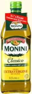 Poza 1 Ulei de Masline Extravirgin Monini Classico 500ml