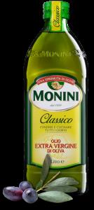 Poza 1 Ulei de Masline Extravirgin Monini Classico 1L