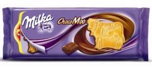 Poza 1 Biscuiti Milka ChocoMoo 170g
