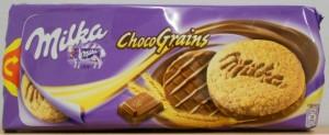 Poza 1 Biscuiti Milka ChocoGrains 168g