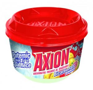 Poza 1 Solutie Curatat Vase Axion Bicarbonat si Grapefruit 225g