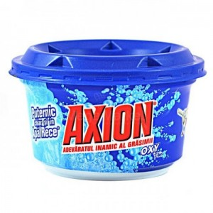 Poza 1 Solutie Curatat Vase Axion Oxy Plus 225g