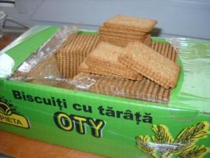 Poza 1 Biscuiti cu Tarate Oty 1kg