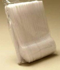 Poza 1 Linguri Plastic 100 buc