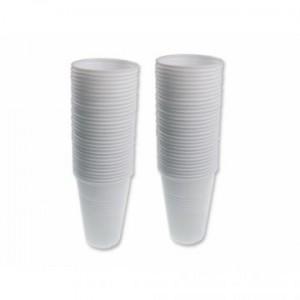 Poza 1 Pahare Plastic 200ml 100 buc