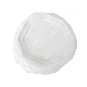 Poza 1 Farfurii Plastic 100buc