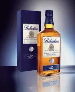 Poza 1 Ballantine's Gold Seal Scotch Whisky 12 Ani 0.7L