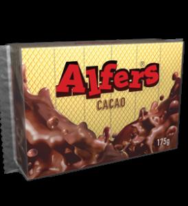 Poza 1 Napolitane Alfers Crema Cacao 175g