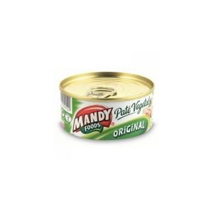 Poza 1 Pate Vegetal Mandy Original 120g