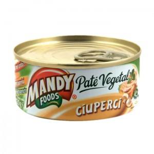Poza 1 Pate Vegetal Mandy Ciuperci 120g