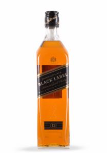 Poza 1 Johnnie Walker Black Label Scotch Whisky 12 ani 0.7L