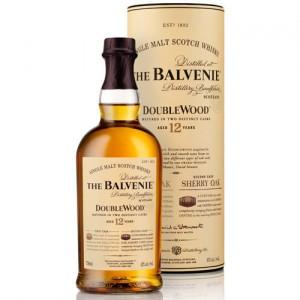 Poza 1 The Balvenie Distillery Banffshire Whisky Single Malt 12 ani 0.7L