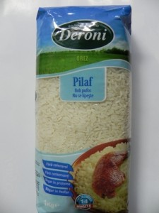 Poza 1 Orez pilaf bob pufos Deroni 1 KG