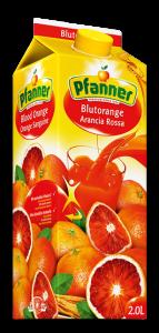 Poza 1 Suc Pfanner Portocale Rosii 2L