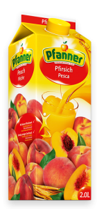 Poza 1 Suc Pfanner Piersici 2L
