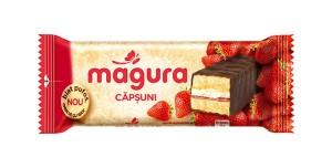 Poza 1 Prajiturica Magura Capsuni 35g