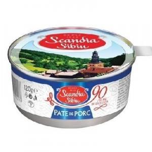 Poza 1 Pate Scandia Sibiu Porc 120g