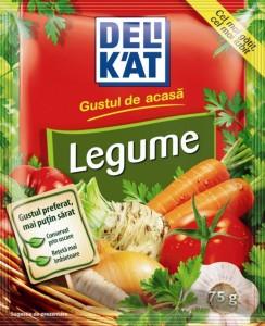 Poza 1 Delikat legume 75 gr