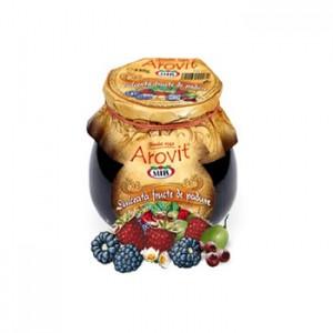 Poza 1 Arovit Dulceata Fructe de Padure 340g