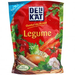 Poza 1 Delikat gust legume 250g