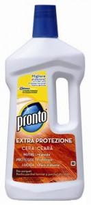 Poza 1 Pronto Detergent Lemn cu Ceara 750ml