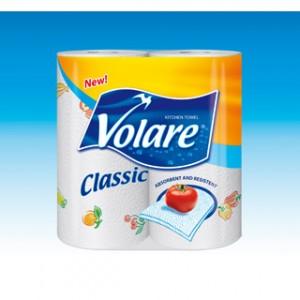 Poza 1 Prosoape Bucatarie 2 Straturi-2 Role Volare Classic