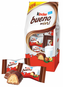 Poza 1 Kinder Bueno Mini 108g