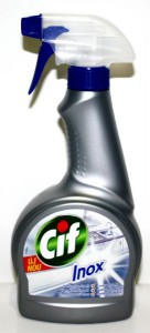 Poza 1 Spray Cif Inox 500ml