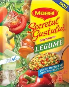 Poza 1 Secretul  gustului intensavor legume Maggi 400g