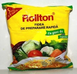 Poza 1 Rollton Supa Fidea Gust Legume 60g