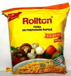 Poza 1 Rollton Supa Fidea Gust Ciuperci 60g