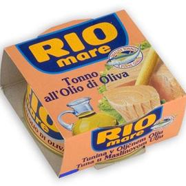 Poza 1 Ton in Ulei de Masline Rio Mare 240g