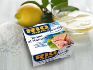 Poza 1 Ton in Suc propriu Rio Mare 160g