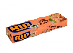 Poza 1 Ton in Ulei de Masline Rio Mare 4x80g