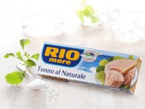 Poza 1 Ton in Suc propriu Rio Mare 4x80g