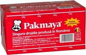 Poza 1 Drojdie Proaspata Pakmaya 500g
