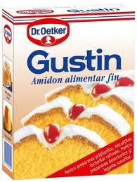Poza 1 Amidon Alimentar Fin Gustin Dr. Oetker 200g
