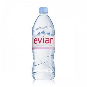Poza 1 Apa minerala naturala plata Evian 1.5L