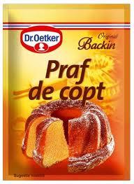 Poza 1 Praf de Copt Original Backin Dr. Oetker 10g