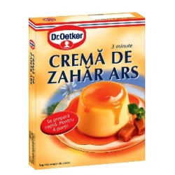 Poza 1 Crema de Zahar Ars Dr. Oetker 100g