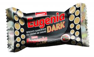 Poza 1 Biscuiti Crema Cacao Eugenia Dark Dobrogea 30g