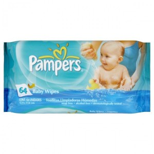 Servetele Umede Aloe Vera Pampers Baby Fresh 64buc