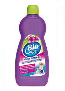 Poza 1 Sampon pentru Covoare Biocarpet Odour Control 500ml