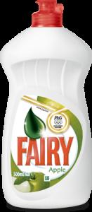 Poza 1 Detergent Lichid Spalat Vase Fairy Mar 500ml