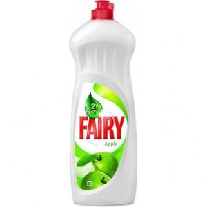Poza 1 Detergent Lichid Spalat Vase Fairy Mar 1L