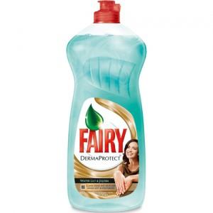Poza 1 Detergent Lichid Spalat Vase Fairy Crin si Jojoba 750ml Derma Protect