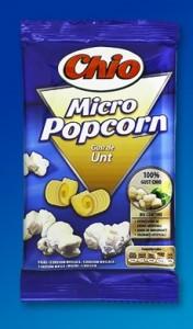 Poza 1 Popcorn Chio Unt Microunde 80g