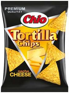 Poza 1 Tortilla Chips Cascaval Chio 75g