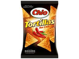Poza 1 Tortilla Chips Chili Chio 75g